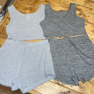 2 two piece sets